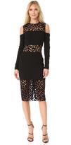 Thierry Mugler Short Sleeve Dress