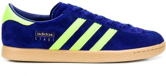adidas Stadt suede trainers
