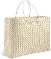 Marks and Spencer Handwoven Oversized Bamboo Bag