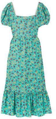 HVN 3/4 length dress