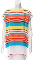Lemlem Sleeveless Striped Tunic