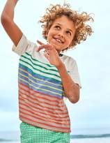 Boden Short Sleeve Stripe T-Shirt