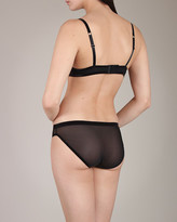 Wolford Tulle Molded Push-Up Bra