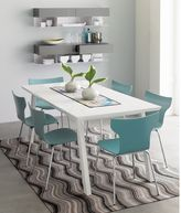 CB2 Skew Dining Table