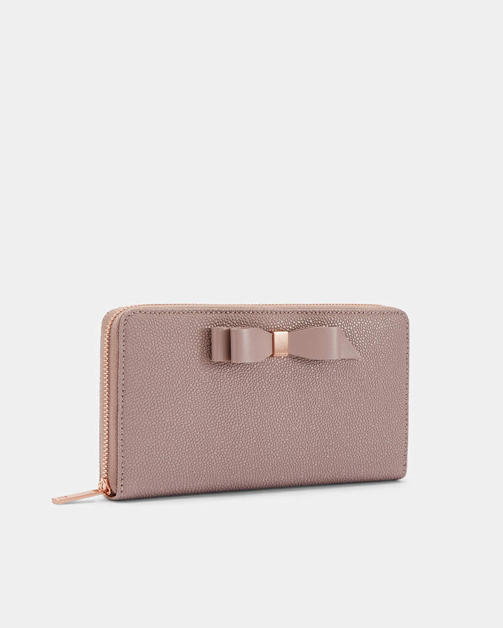 9cc3411c4b Ted Baker Pink Leather Bags For Women - ShopStyle UK