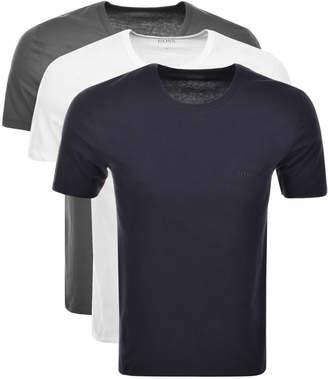 HUGO BOSS Boss Business Triple Pack Crew Neck T Shirts