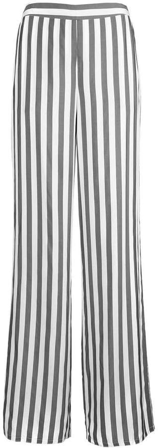 Yigal Azrouel striped wide-leg trousers