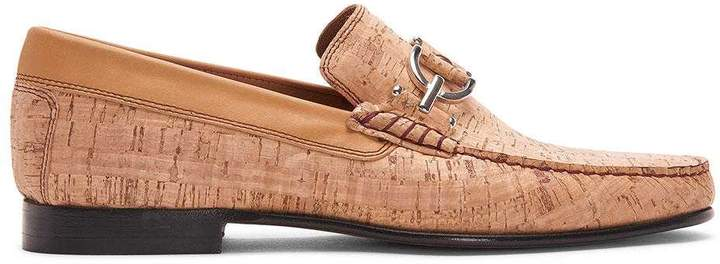 Donald J Pliner DACIO, Cork and Calf Leather Loafer