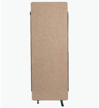 Luxor Reclaim Acoustic 1 Panel Room Divider Color: Desert Sand