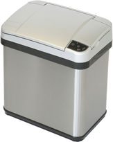 iTouchless 2.5-Gal. Stainless Steel Multifunction Sensor Trash Can