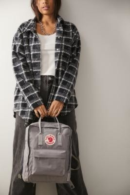 Fjallraven Kanken Fog Backpack - Grey ALL at Urban Outfitters