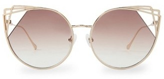 For Art's Sake Delta 58MM Cat Eye Sunglasses