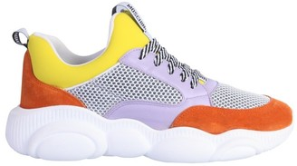 Moschino Mesh Panelled Sneakers
