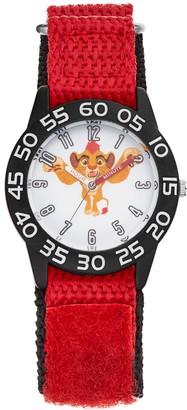 Disney Disney's The Lion Guard Kion Kids' Time Teacher Watch