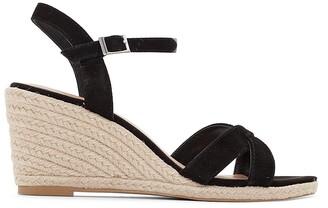 Jonak Suede Wedge Sandals