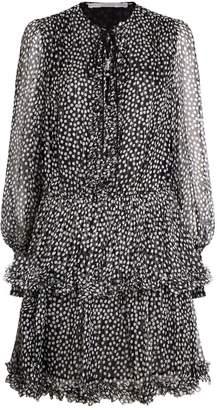 Stella McCartney Polka-Dot Ruffle Dress