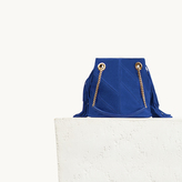 Maje Small suede bucket bag