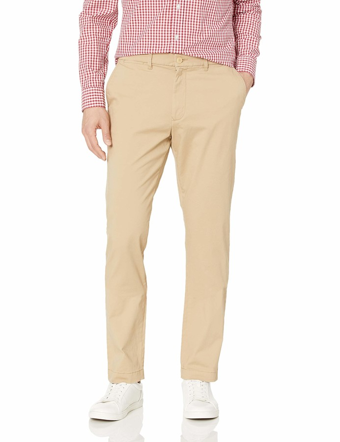 Tommy Hilfiger Essential Skinny Chino Th Flex Pantalon Gar/çon