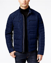 MICHAEL Michael Kors Big & Tall Moto Down Jacket
