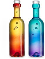Kosta Boda Celebrate Wine Bottle Glass Figurine