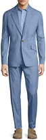 Vivienne Westwood Men's Solid Notch Lapel Suit