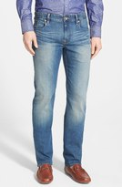 Robert Graham Men's 'Double Up' Slim Fit Jeans