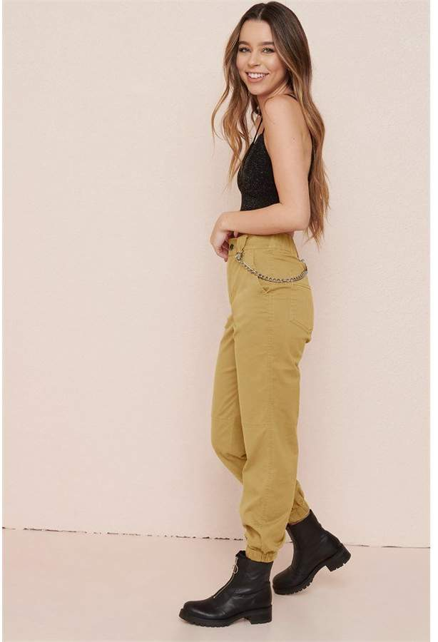 Garage Military Jogger Pant by Sierra - FINAL SALE