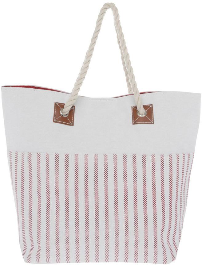 Regatta Thin Stripe Double Handle Tote Bag