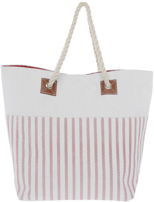 Regatta Thin Stripe Double Handle Tote Bag
