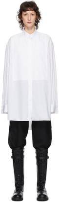 Ann Demeulemeester White Olda Shirt