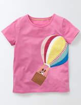 Boden Holiday Appliqué T-shirt
