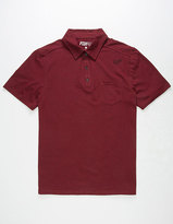 Fox Legacy Mens Polo Shirt