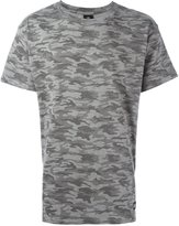 Les (Art)ists camouflage Browne T-shirt - men - Cotton - XS