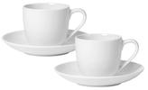 Villeroy & Boch For Me Espresso Set (Set of 2)