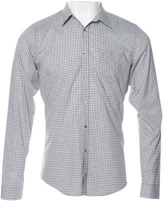 Gucci Grey Cotton Shirts