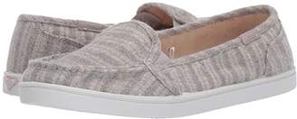 Roxy Minnow VI (Grey Heather) Women's Slip on Shoes