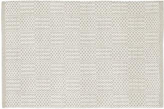 Dash & Albert Bunny Williams For Bonnie Handwoven Rug - Gray - 5'x8'