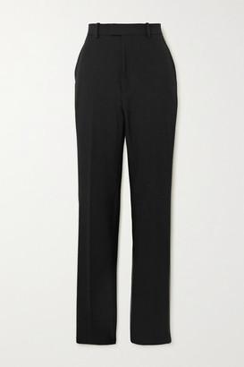 Bottega Veneta Twill Slim-leg Pants - Black