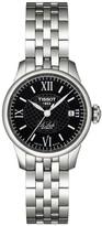 Tissot Le Locle Automatic ladies' black dial watch