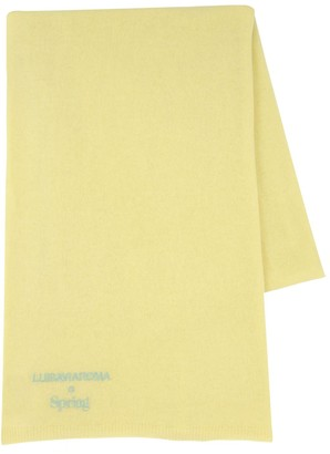 Luisa Via Roma Cashmere Knit Scarf