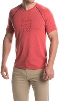 Peak Performance Track Graphic T-Shirt - Short Sleeve (For Men)