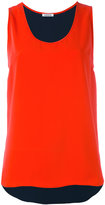 P.A.R.O.S.H. scoop neck vest - women - Polyester - S
