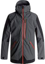 Quiksilver Travis Rice Stretch Hooded Jacket - Men's