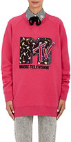 Marc Jacobs Women's Embellished Wool-Blend Sweatshirt