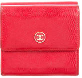 Chanel CC Compact Wallet