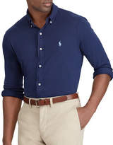 Polo Ralph Lauren Big and Tall Classic-Fit Cotton Mesh Shirt