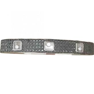 Chopard Happy Diamonds Black White gold Bracelets