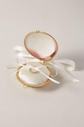 The Seashell Collection Seashell Ring Box