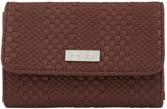 Harrods Daphne Textured Wallet