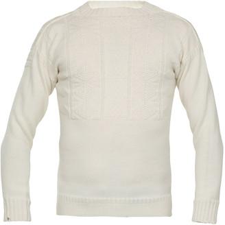 Maison Margiela Inlaid Wool Sweater